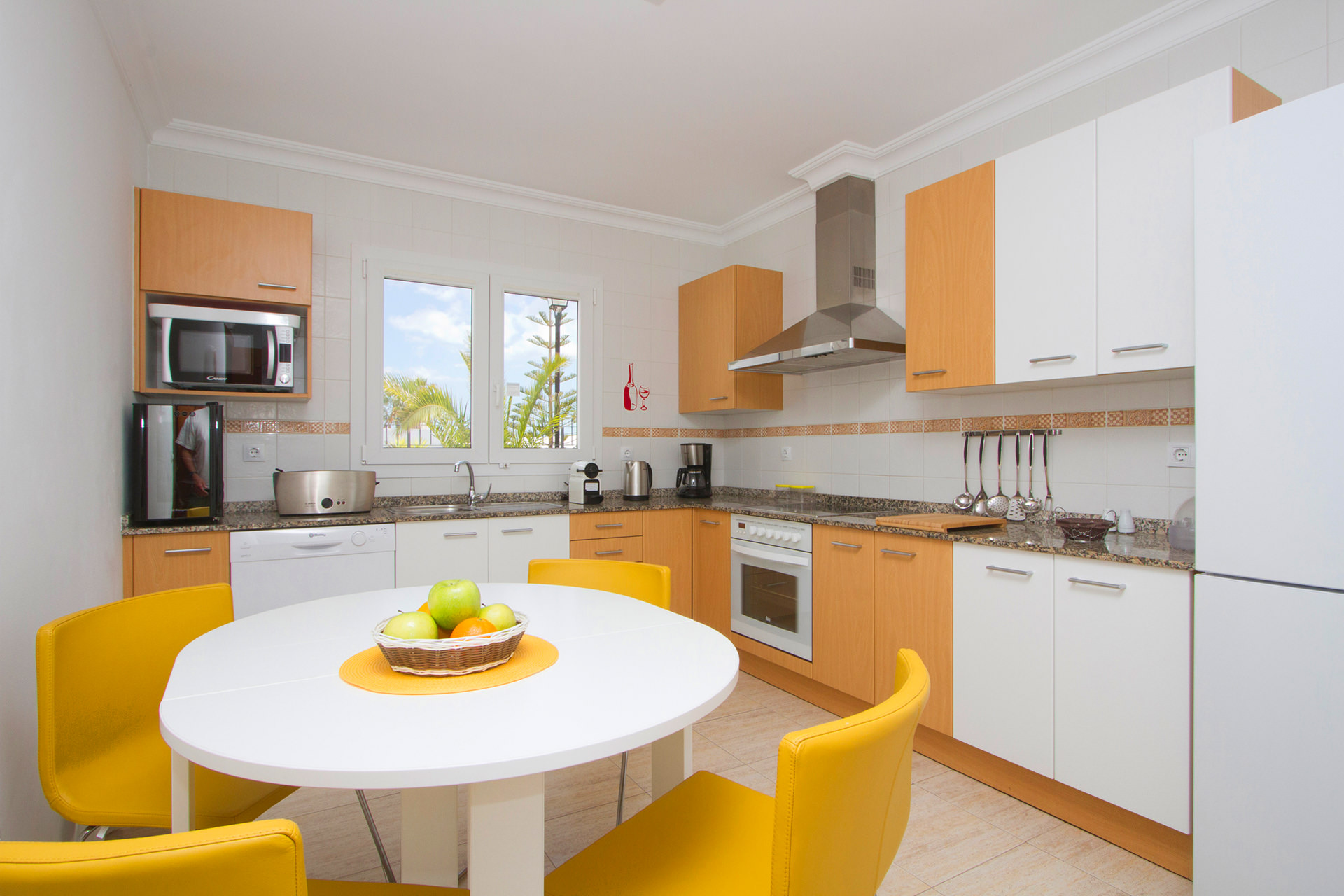Ferienhaus Lanzarote Küche